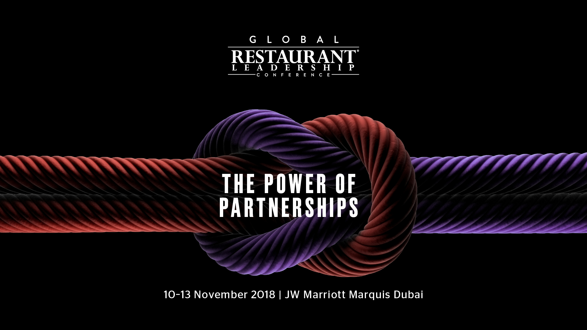Brian Moore Executive Search - Global Restaurant Leadership Conference