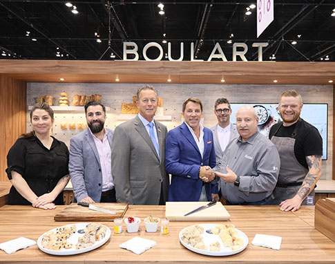 Best of Show Exhibitor Booth Awards - National Restaurant Show