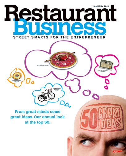 restaurant business cover