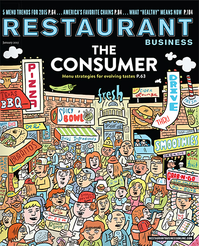 Restaurant Business Magazine January 2015 Issue