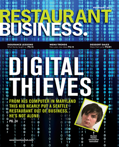 Restaurant Business Magazine February 2013 Issue