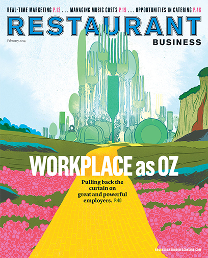 Restaurant Business Magazine February 2014 Issue