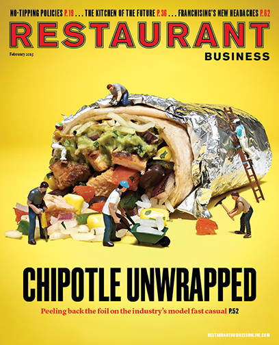Restaurant Business Magazine February 2015 Issue