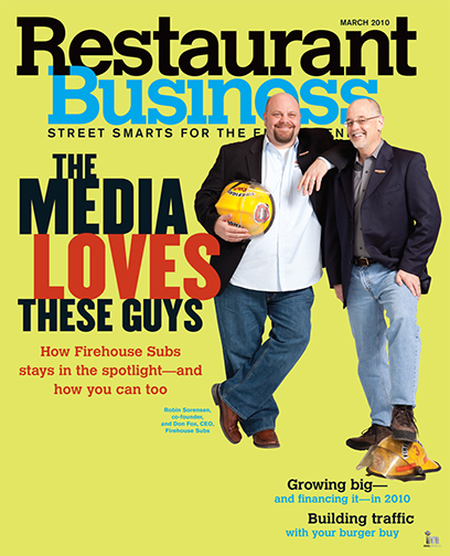 Restaurant Business Magazine March 2010 Issue