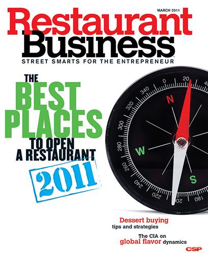 Restaurant Business Magazine March 2011 Issue