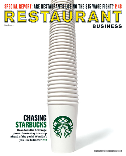 Restaurant Business Magazine March 2014 Issue