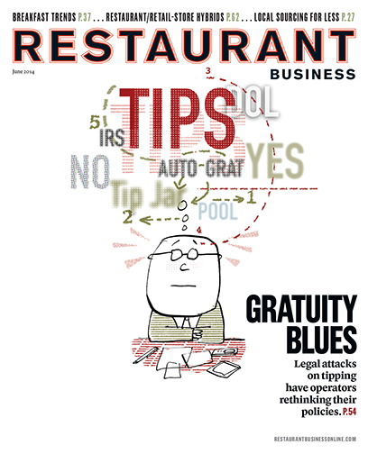 Restaurant Business Magazine June 2014 Issue