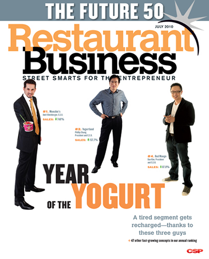 Restaurant Business Magazine July 2010 Issue
