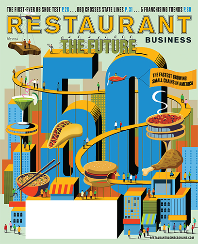 Restaurant Business Magazine July 2014 Issue