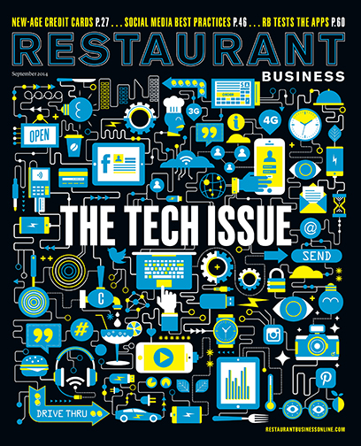 Restaurant Business Magazine September 2014 Issue