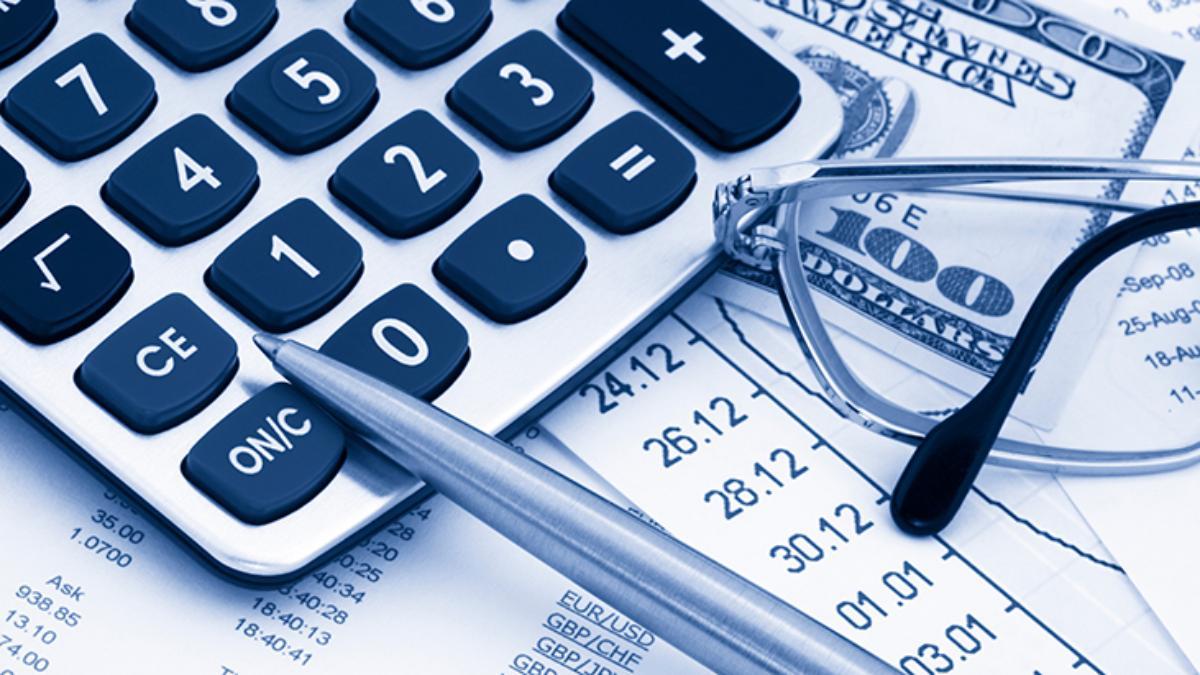 accounting sheets calculator
