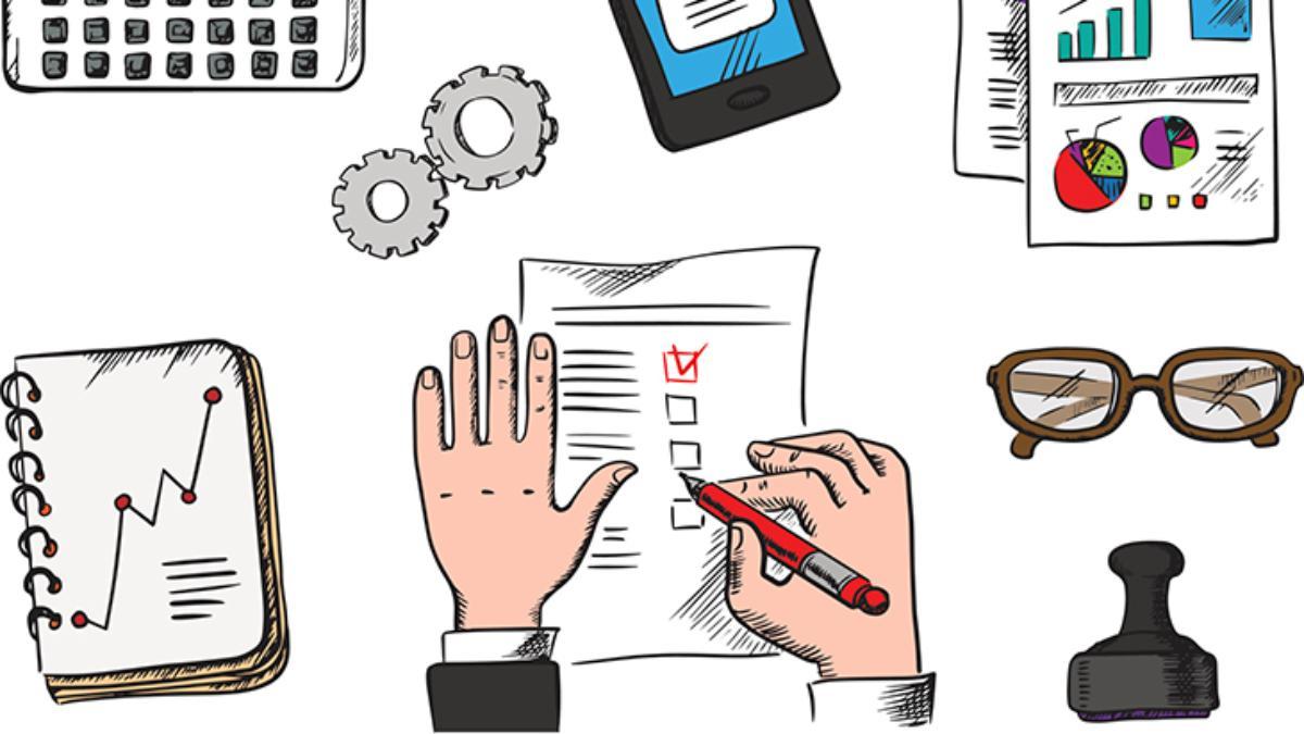 business reporting calculator