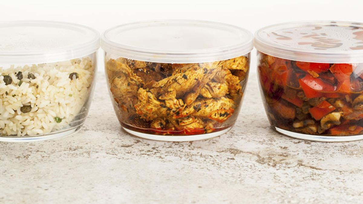 leftovers containers