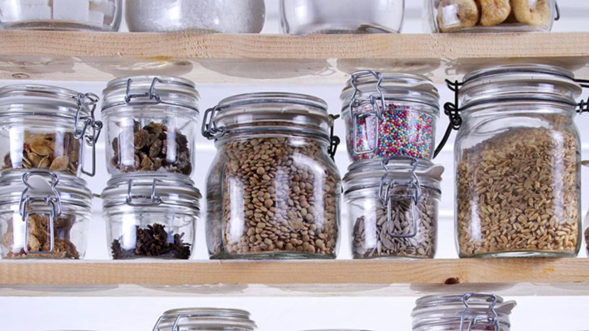 pantry dry storage