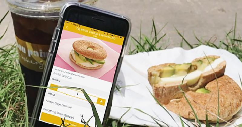 au bon pain app