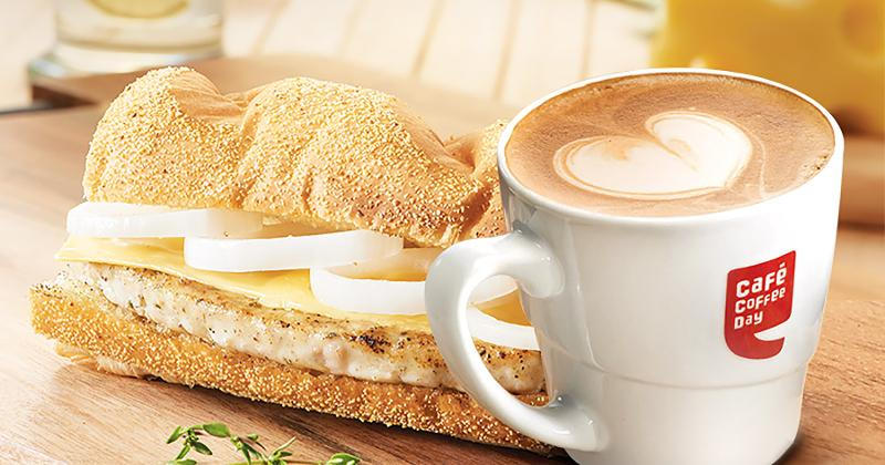 cafe coffee day combo