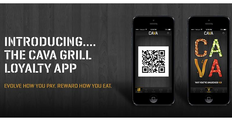 cava grill app