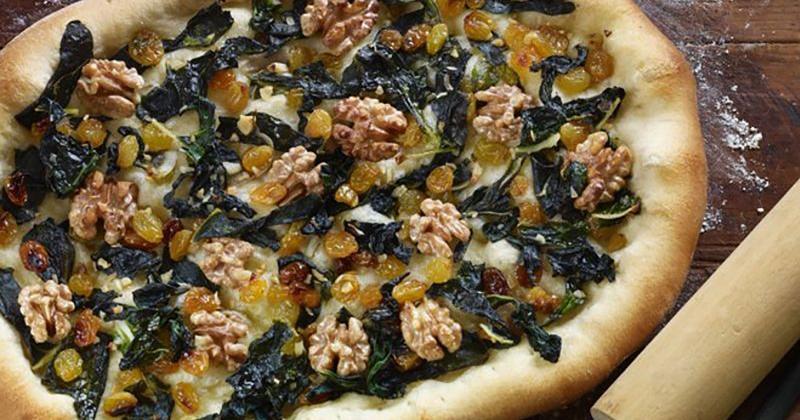 coca pizza