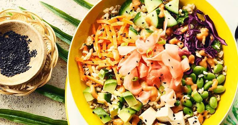 freshii pokii bowl