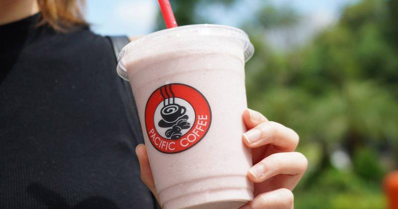 pacific coffee smoothie