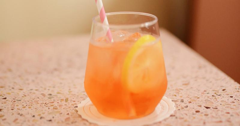 sosta tap cocktail