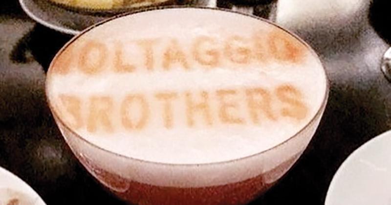 voltaggio bros cocktail