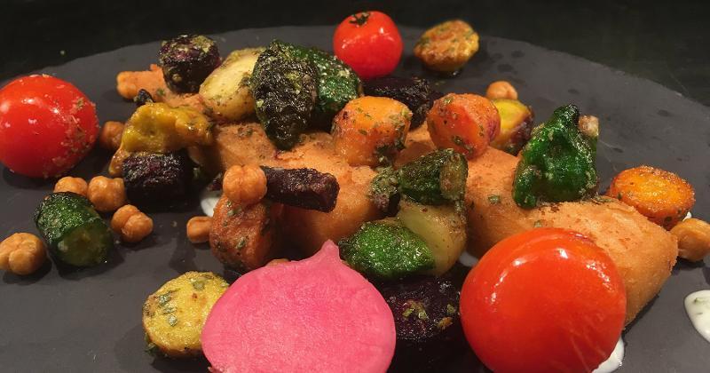 boa steakhouse vegan mediterranean panelle