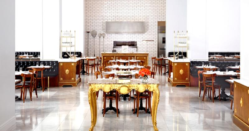 bottega louie interior