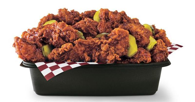 kfc smokey mountain bbq extra crispy chicken
