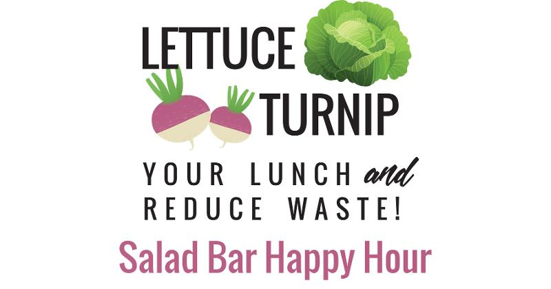 salad bar happy hour