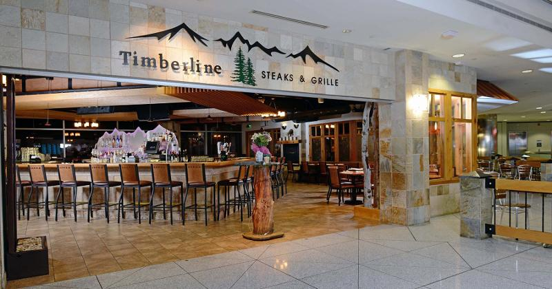 timberline steaks interior
