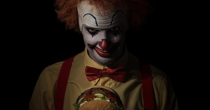 burger king clown