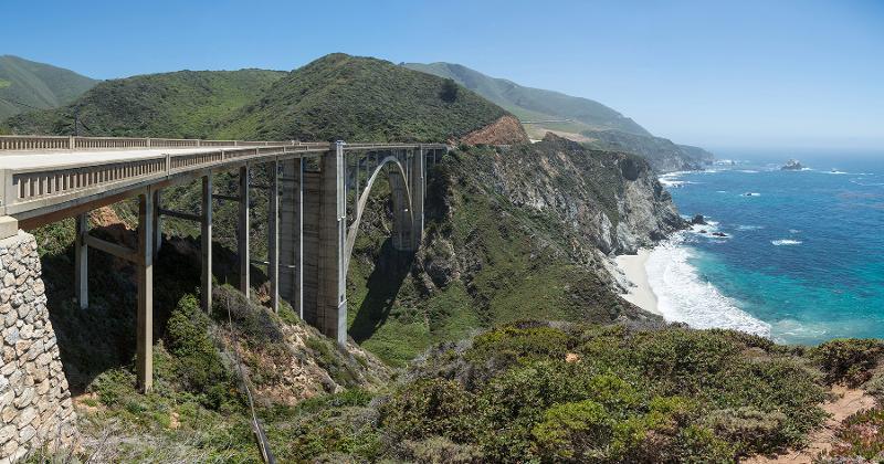 california coast highway