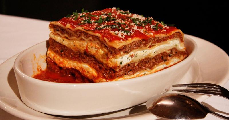 carmines lasagna