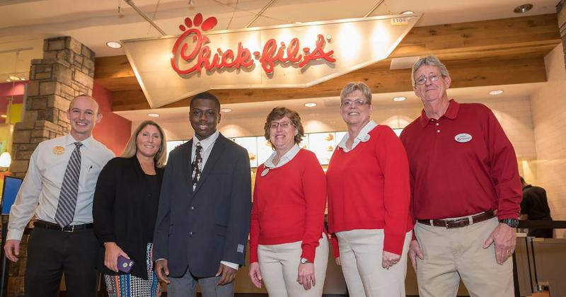chick fil a workers