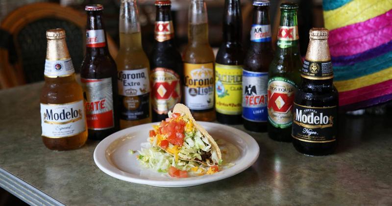 chuys taco beer