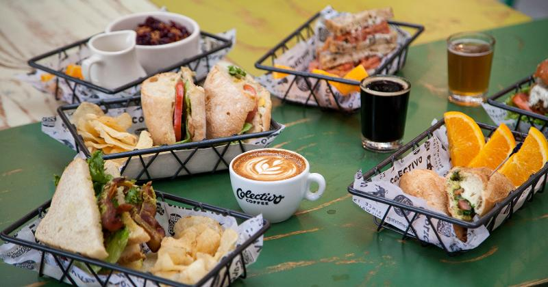 colectivo food sandwiches
