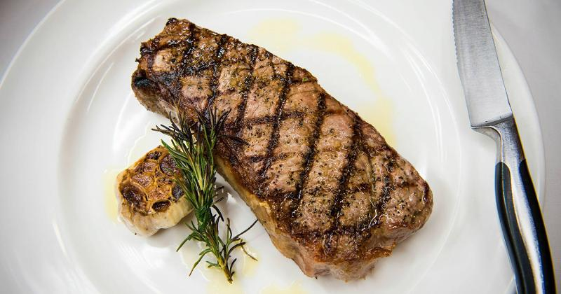 delmonico steakhouse steak