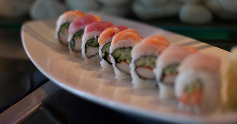 delux sushi