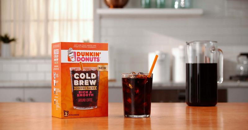 dunkin cold brew home