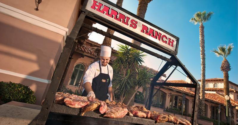 harris ranch inn restaurant