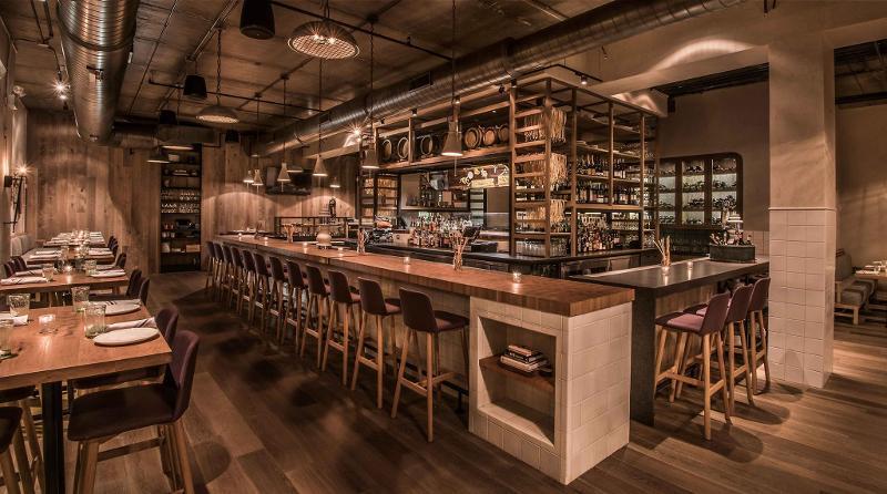 montverde restaurant interior