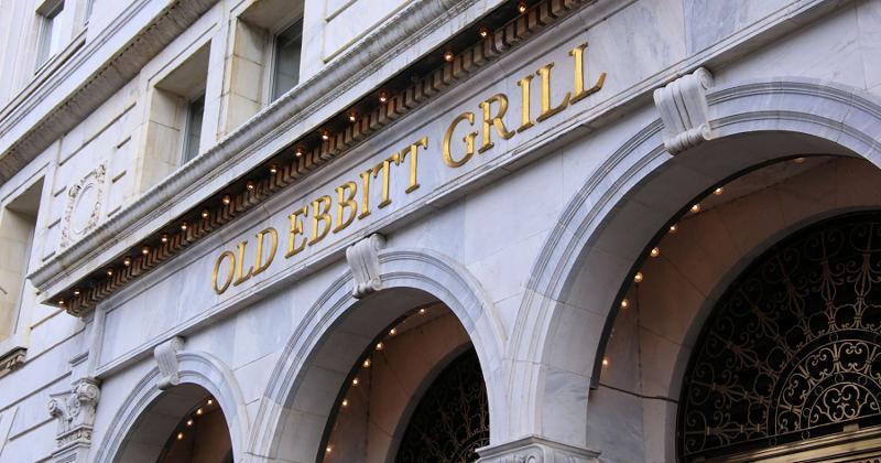 old ebbitt grill exterior
