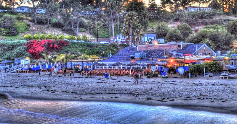 paradise cove beach cafe malibu