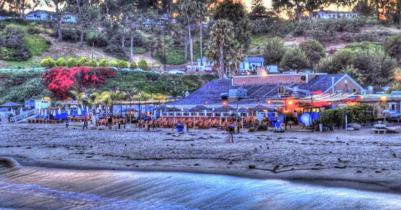 paradise cove beach cafe malibu