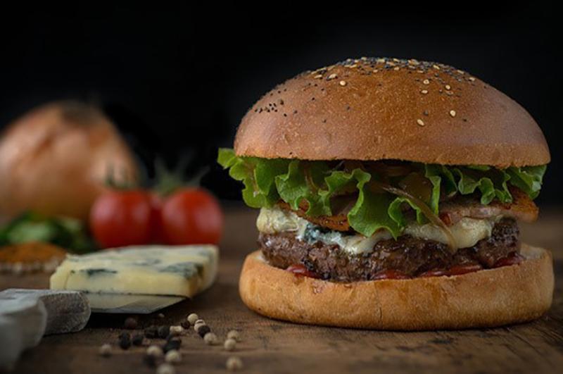 phillips blended burger