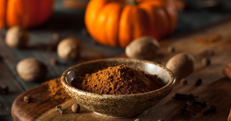 pumpkin spice raw
