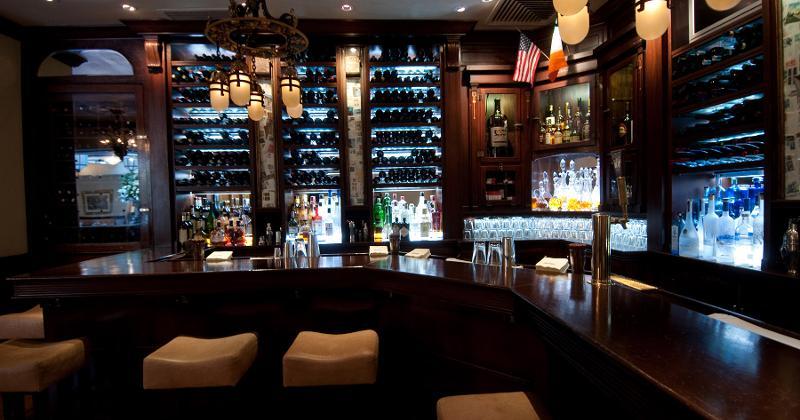 smith wollensky bar