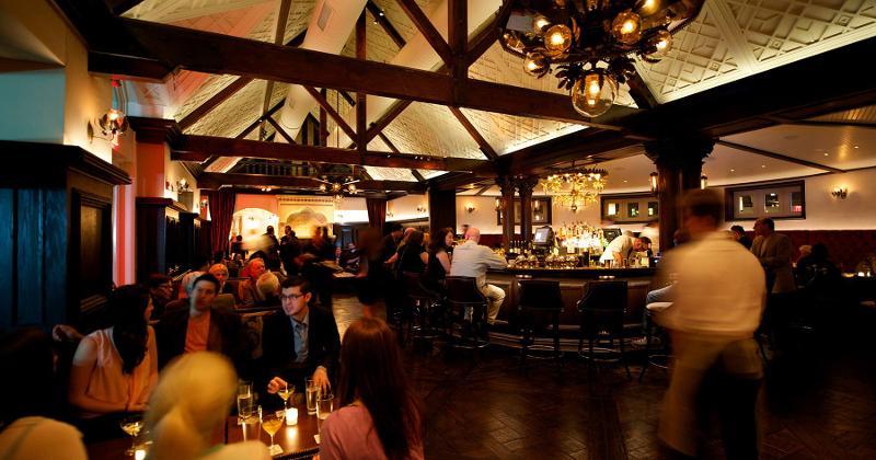 tavern on the green interior