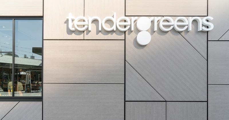 tendergreens exterior